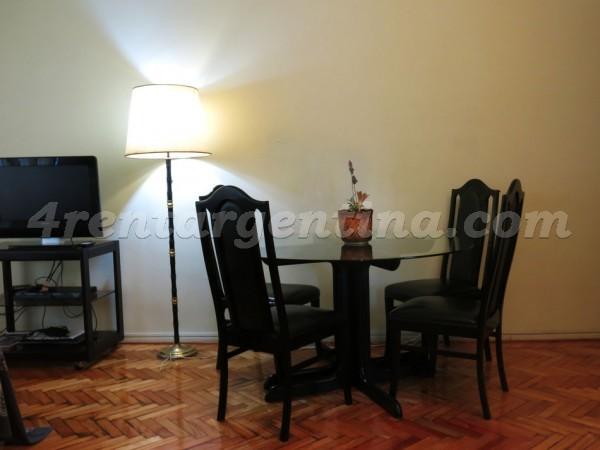 Apartment Paraguay and Libertad - 4rentargentina