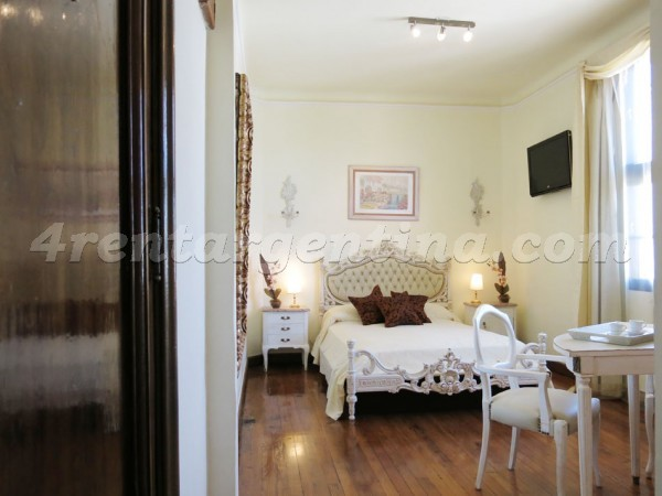 San Martin and Paraguay: Apartment for rent in Downtown