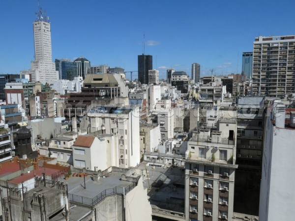 San Martin and Paraguay, Downtown Buenos Aires