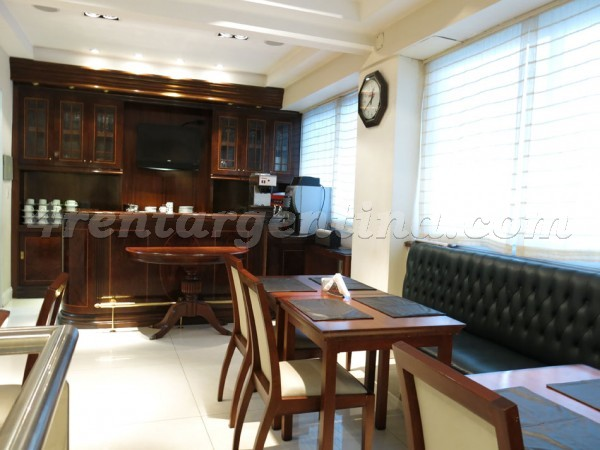 Flat Rental in Recoleta