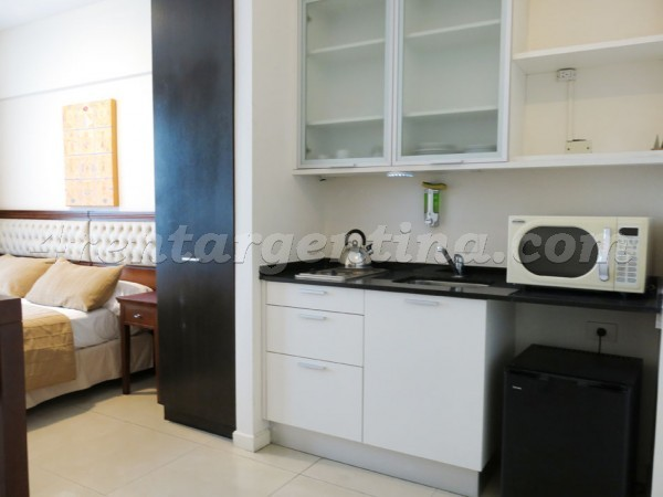 Pagano and Austria I: Apartment for rent in Buenos Aires