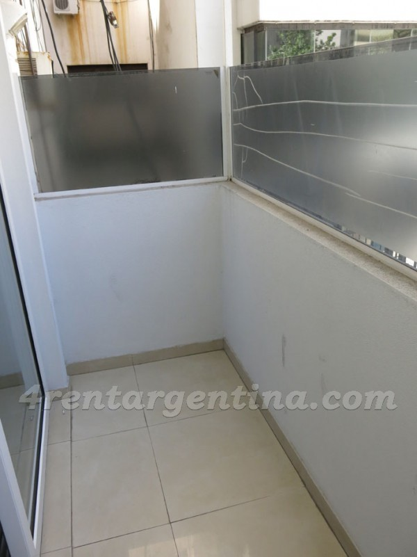 Pagano et Austria II, apartment fully equipped