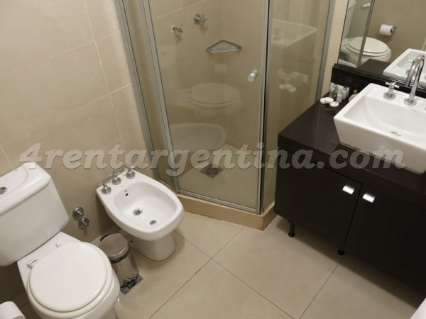 Pagano et Austria II: Apartment for rent in Buenos Aires