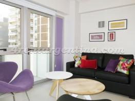 Apartamento Las Heras e Uriburu IV - 4rentargentina