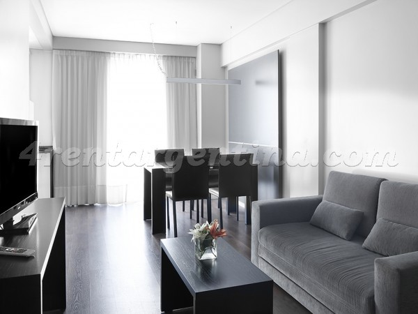 Apartment Junin and Vicente Lopez - 4rentargentina