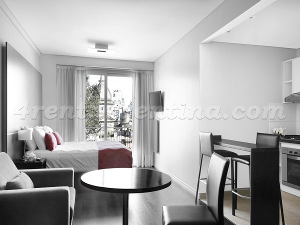 Apartment Junin and Vicente Lopez VII - 4rentargentina