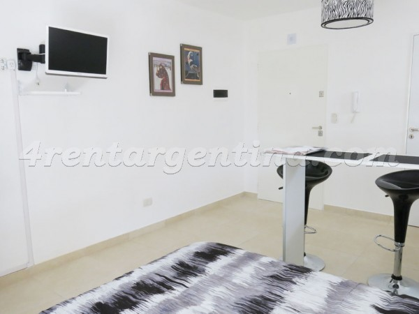 Dorrego and Corrientes I: Apartment for rent in Buenos Aires
