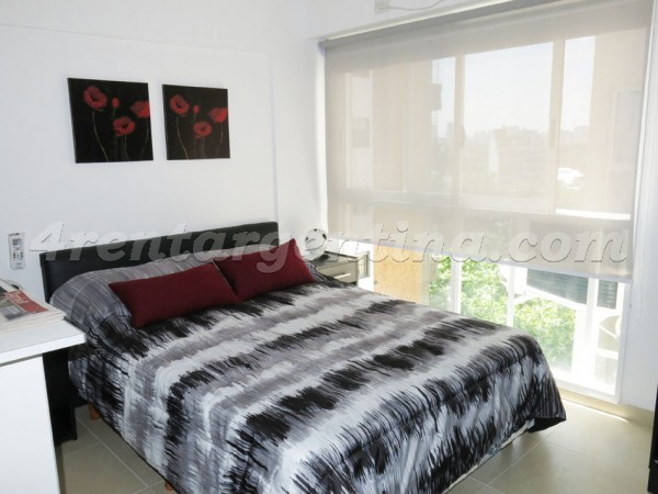 Dorrego and Corrientes I, apartment fully equipped