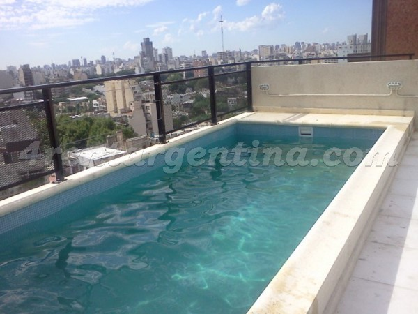 Apartment Dorrego and Corrientes I - 4rentargentina
