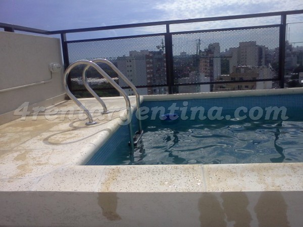 Dorrego and Corrientes I: Apartment for rent in Colegiales
