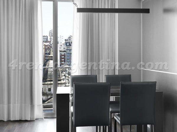 Apartment Junin and Vicente Lopez VIII - 4rentargentina