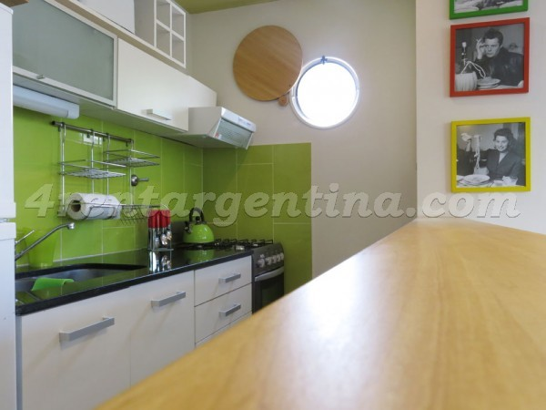 Cabrera and Gascon I, apartment fully equipped