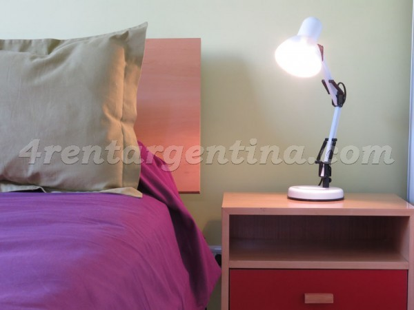 Cabrera and Gascon I: Apartment for rent in Palermo