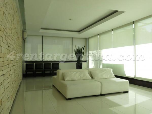 Apartment Basavilbaso and Libertador V - 4rentargentina
