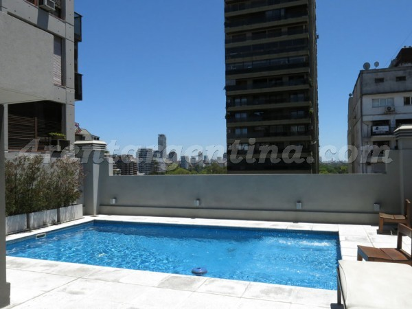 Apartment Salguero and Figueroa Alcorta II - 4rentargentina