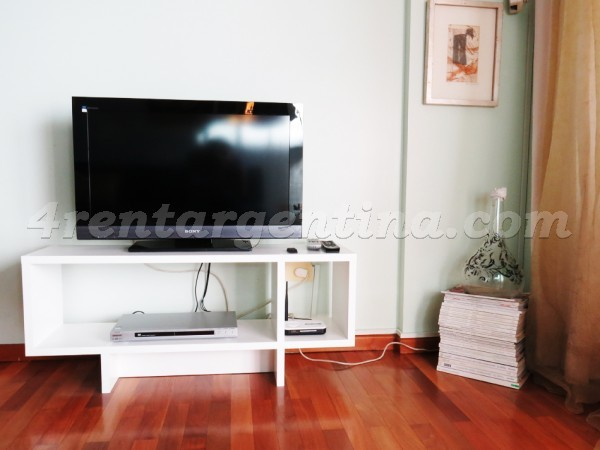 Chenaut et L.M. Campos IV: Apartment for rent in Las Ca�itas