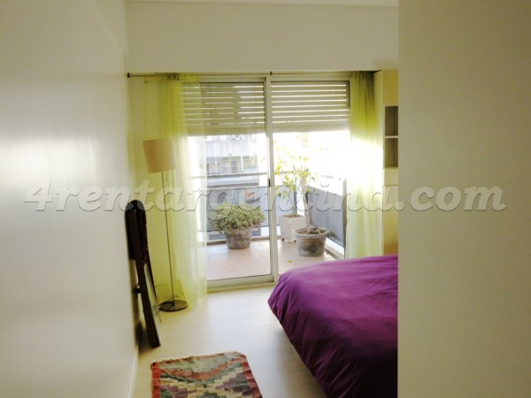 Chenaut et L.M. Campos IV: Furnished apartment in Las Ca�itas