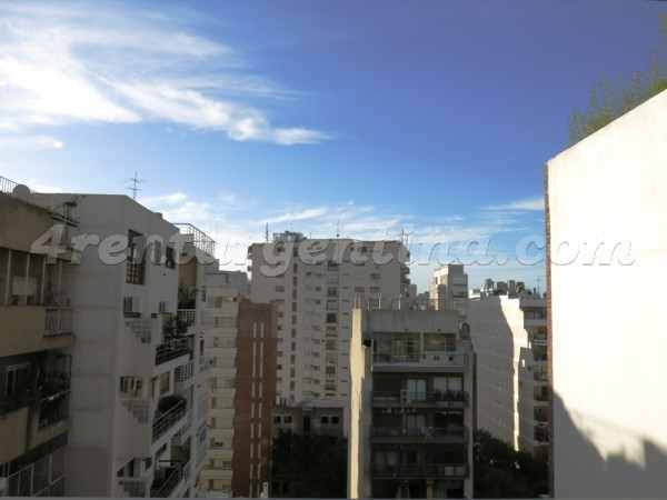 Apartment Chenaut and L.M. Campos IV - 4rentargentina