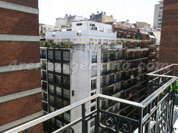 Apartment Arenales and Suipacha - 4rentargentina