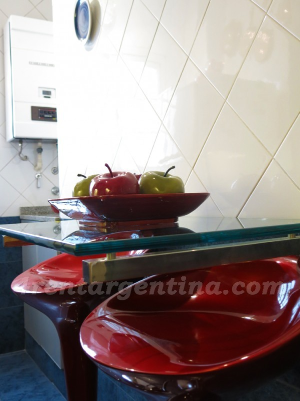 Accommodation in Las Ca�itas, Buenos Aires