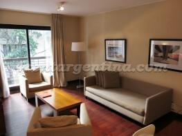 Apartment Basavilbaso and Libertador XXVIII - 4rentargentina