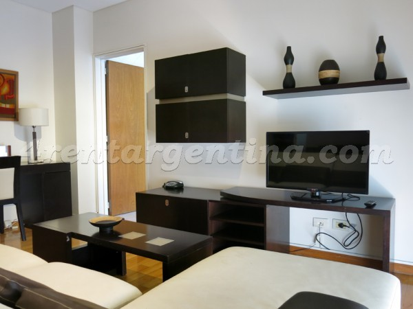 Malabia and Guemes II: Apartment for rent in Palermo