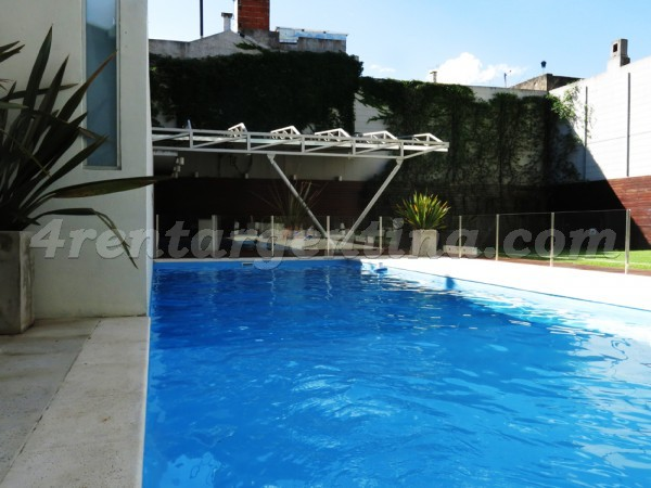 Bonpland and Cabrera: Apartment for rent in Palermo