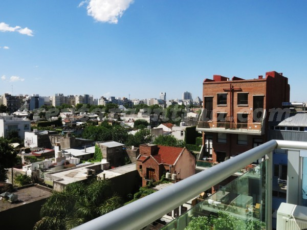 Bonpland and Cabrera: Apartment for rent in Buenos Aires