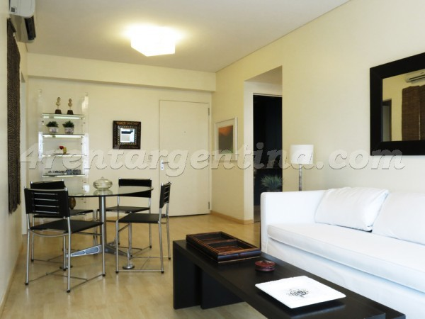 Manso et Eyle I: Furnished apartment in Puerto Madero