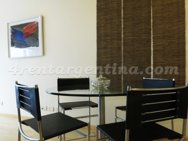 Manso et Eyle I: Apartment for rent in Puerto Madero