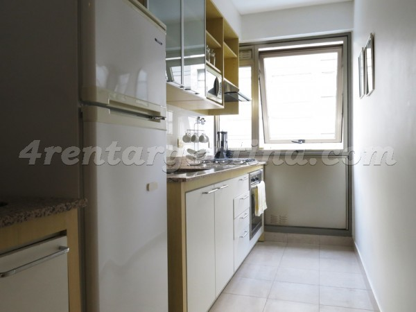 Apartment Manso and Eyle I - 4rentargentina
