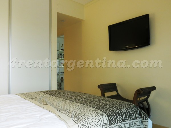 Manso and Eyle I: Apartment for rent in Puerto Madero