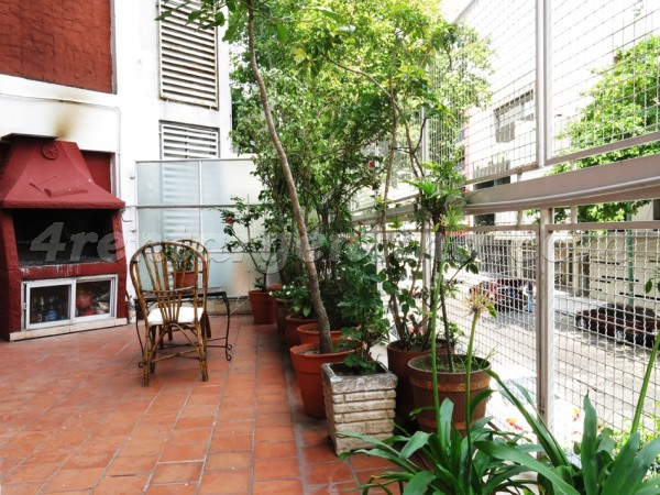 Julian Alvarez and Costa Rica: Furnished apartment in Palermo