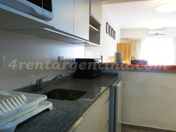 Apartment Corrientes and Jean Jaures VIII - 4rentargentina