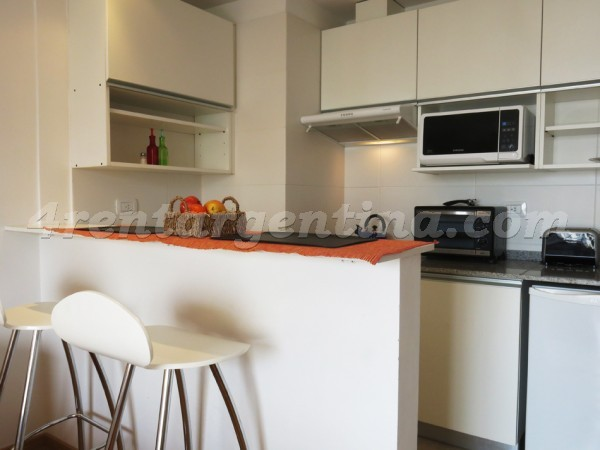 Corrientes and Jean Jaures IX: Apartment for rent in Buenos Aires