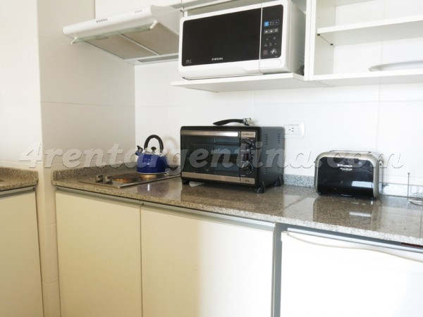 Apartment Corrientes and Jean Jaures IX - 4rentargentina