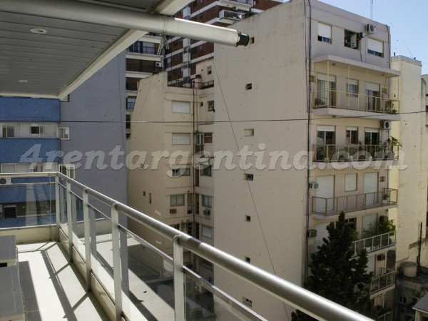 Coronel Diaz et Arenales III, apartment fully equipped