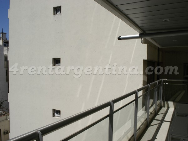 Coronel Diaz et Arenales III: Apartment for rent in Palermo