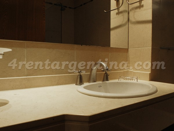 Coronel Diaz et Arenales III: Apartment for rent in Buenos Aires