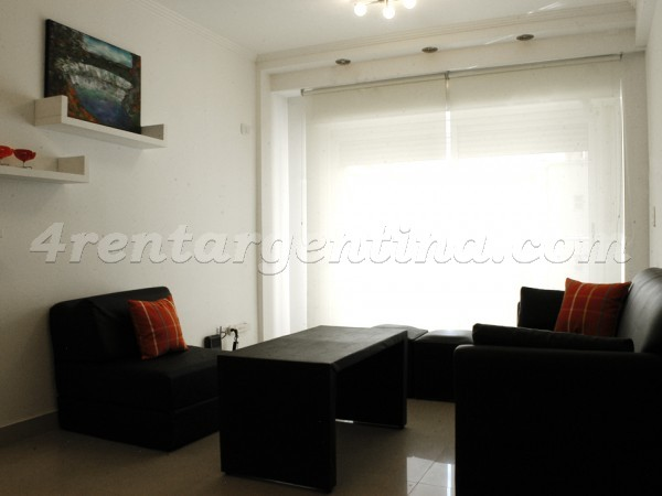 Apartment Coronel Diaz and Arenales III - 4rentargentina