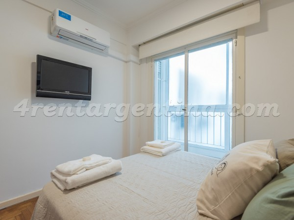 Apartment French and Salguero - 4rentargentina