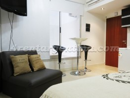 Apartamento Las Heras e Azcuenaga - 4rentargentina