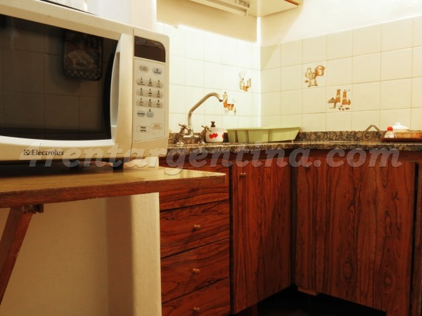 Brasil and Peru: Apartment for rent in San Telmo