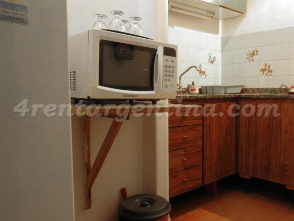 Brasil and Peru: Apartment for rent in Buenos Aires