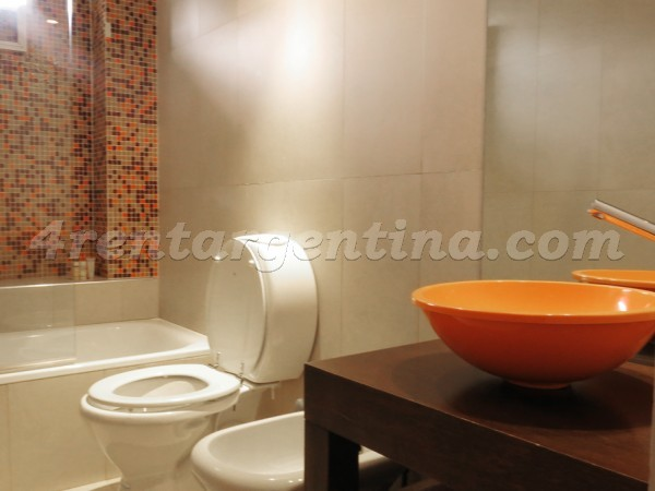 Flat Rental in Almagro