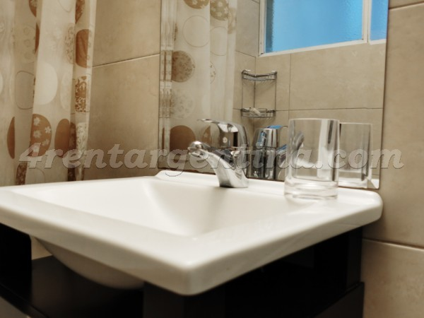 Arce et Matienzo: Furnished apartment in Las Ca�itas