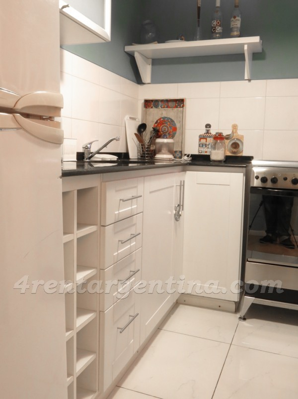 Arce et Matienzo: Apartment for rent in Buenos Aires
