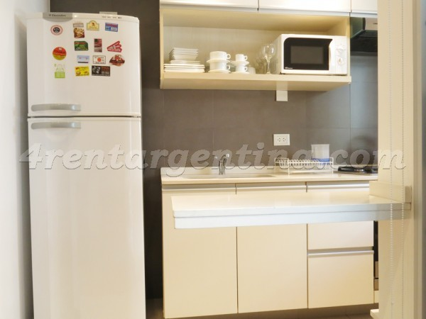 Julian Alvarez and Arenales: Apartment for rent in Palermo