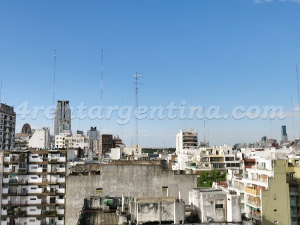 Apartment Charcas and Darregueyra I - 4rentargentina