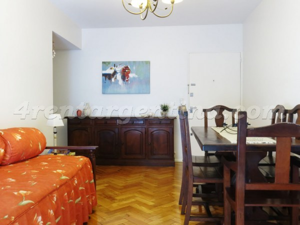 Ciudad de la Paz et Azurduy: Apartment for rent in Buenos Aires